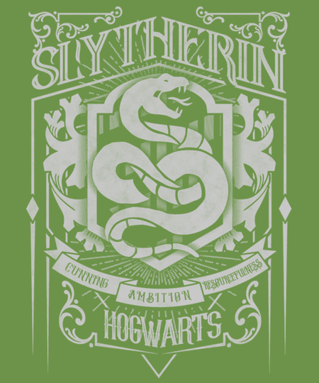 Qwertee: Wizardry Serpent House