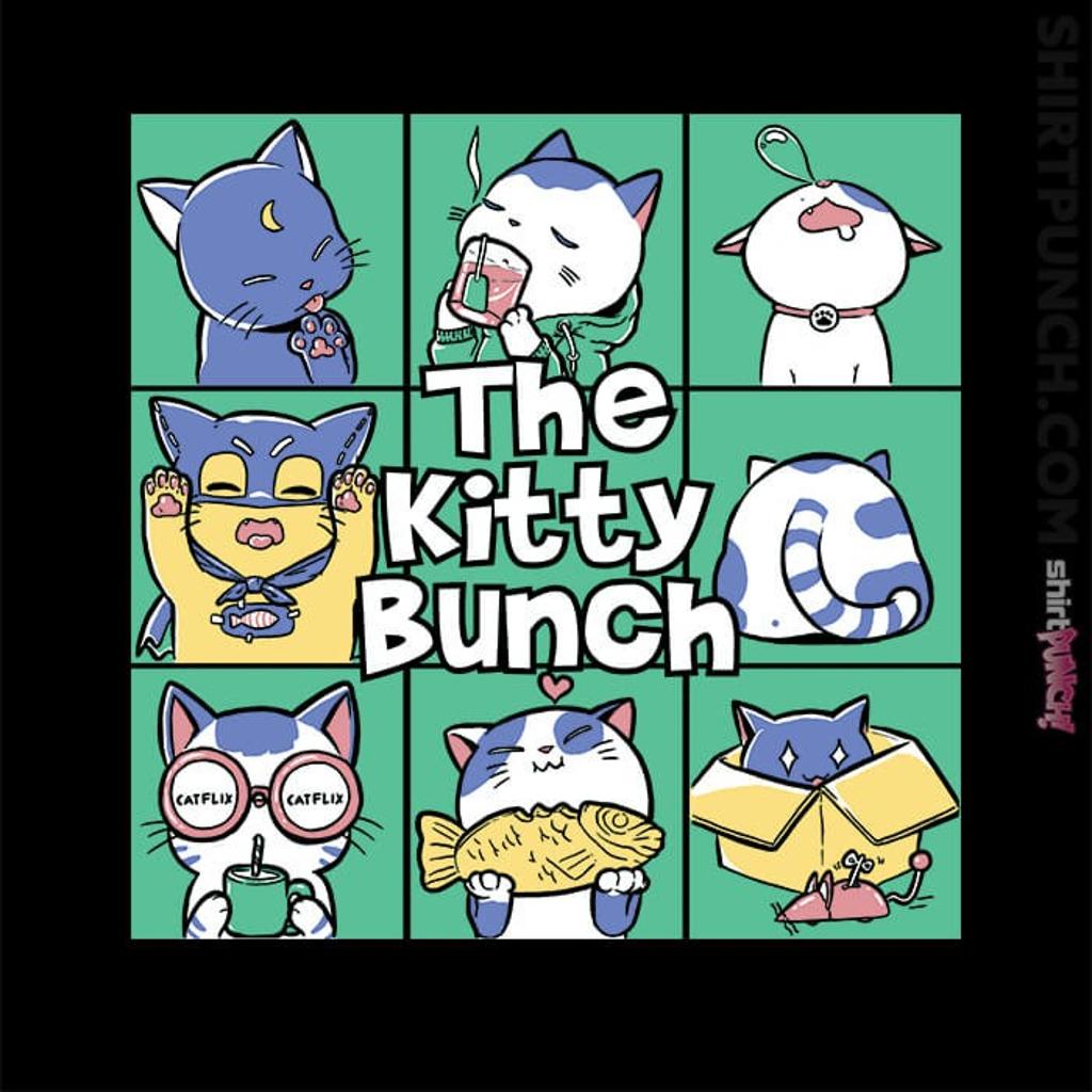 ShirtPunch: The Kitty Bunch