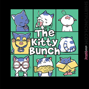 ShirtPunch: The Kitty Bunch