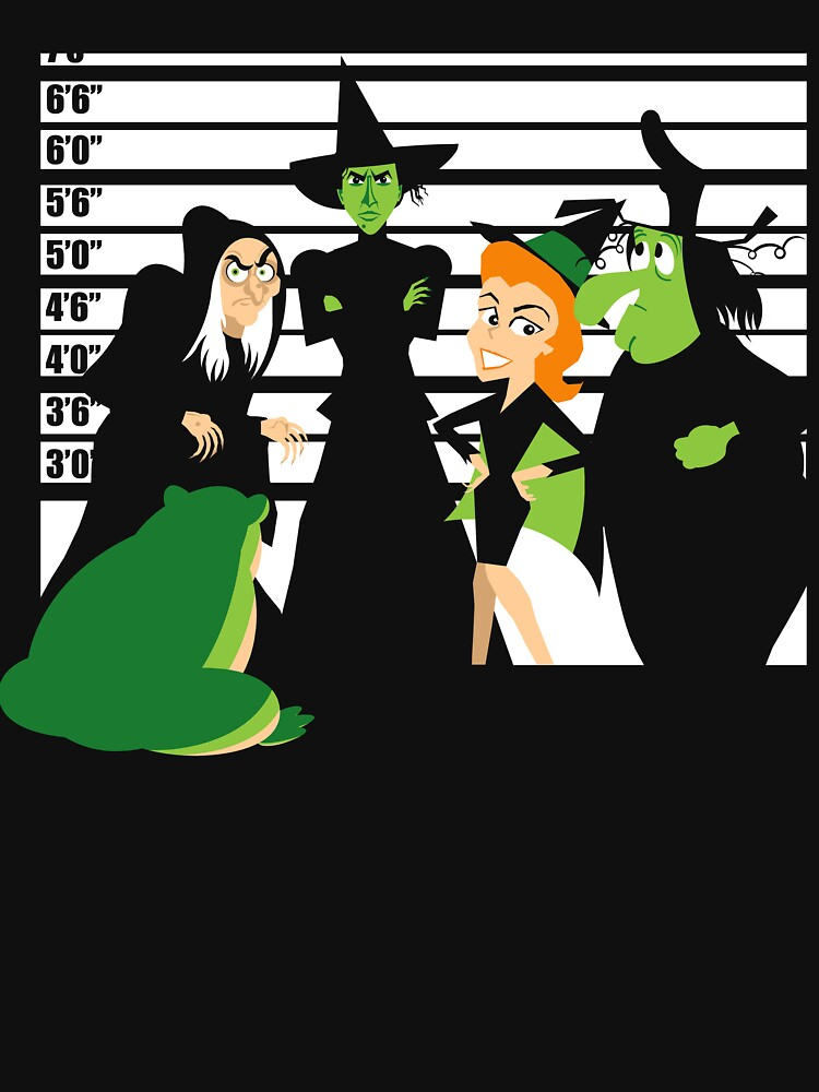 RedBubble: Which Witch?