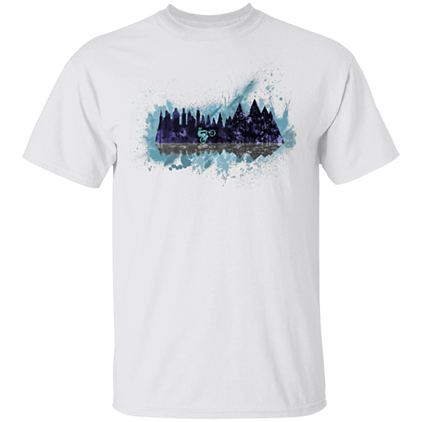 Pop-Up Tee: Mountain Splash Ride