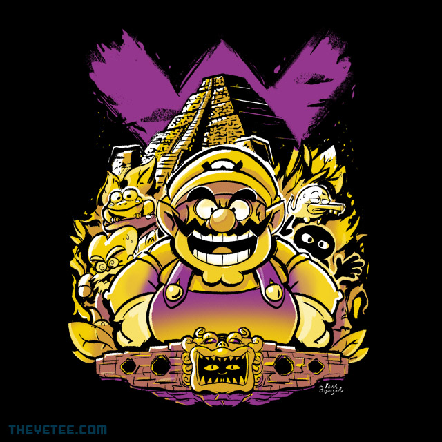 The Yetee: Enter The Golden Pyramid