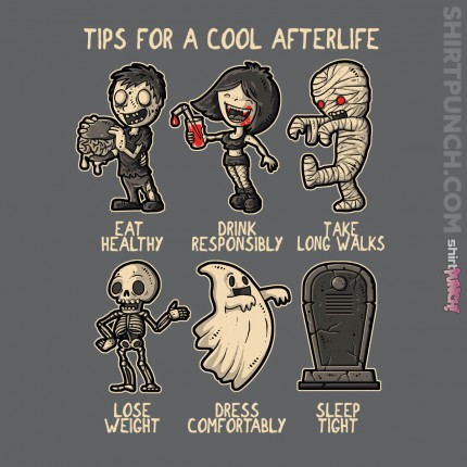 ShirtPunch: Cool Afterlife