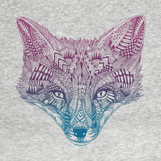 TeePublic: Fox (Clever)