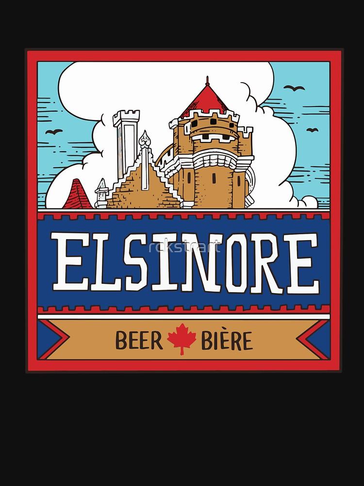 RedBubble: Beer, Elsinore Beer