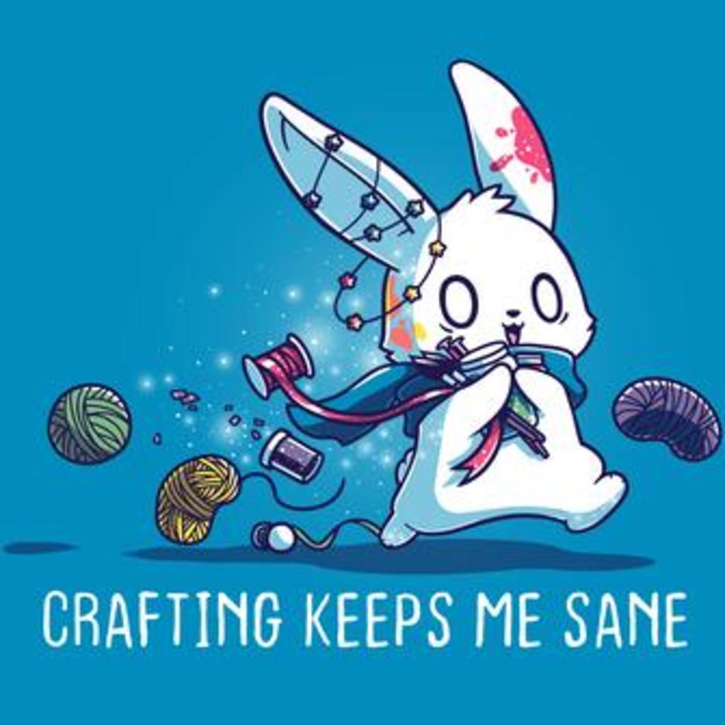 TeeTurtle: Crafting Keeps Me Sane