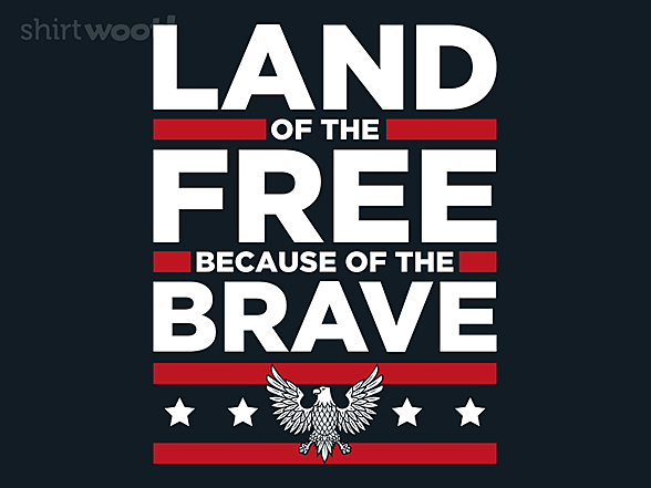 Woot!: Because of the Brave