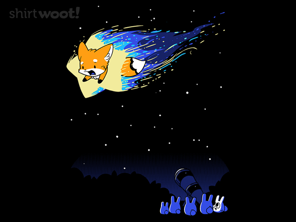Woot!: Wish Upon a Fox