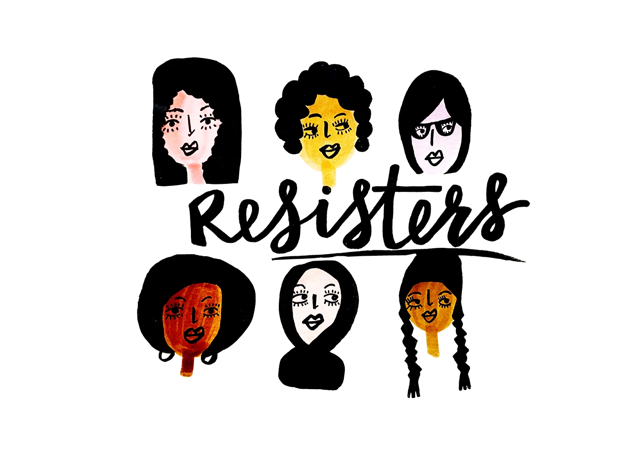 Threadless: ReSisters