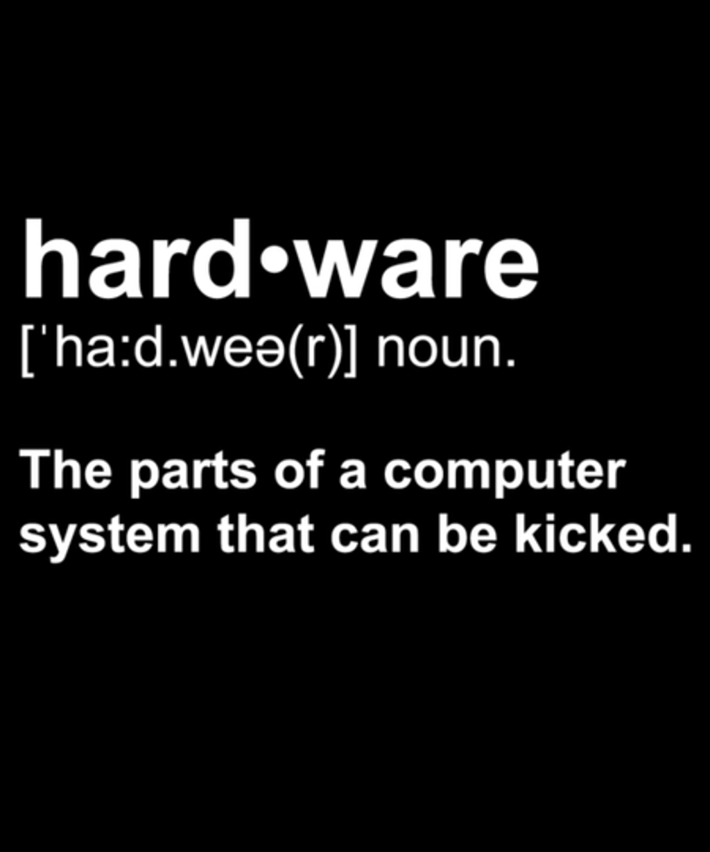 Qwertee: Hardware Definition