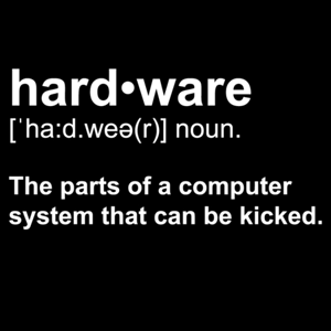 Qwertee: Hardware Definition