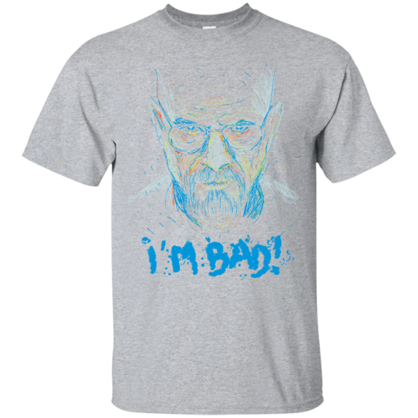 Pop-Up Tee: I'm Bad!