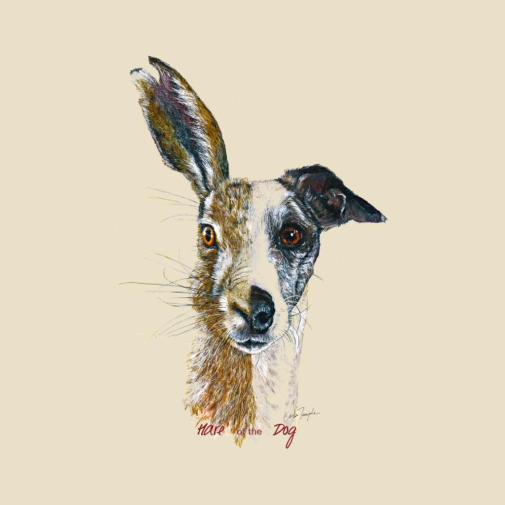 TeePublic: Hare of the Dog