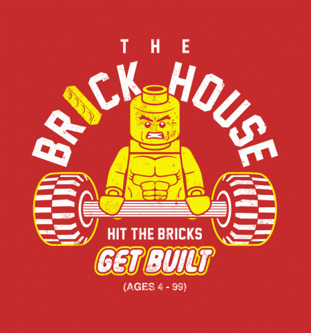 BustedTees: The Brick House