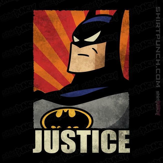 ShirtPunch: Bat Justice