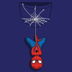 TeeFizz: Pocket Spidey