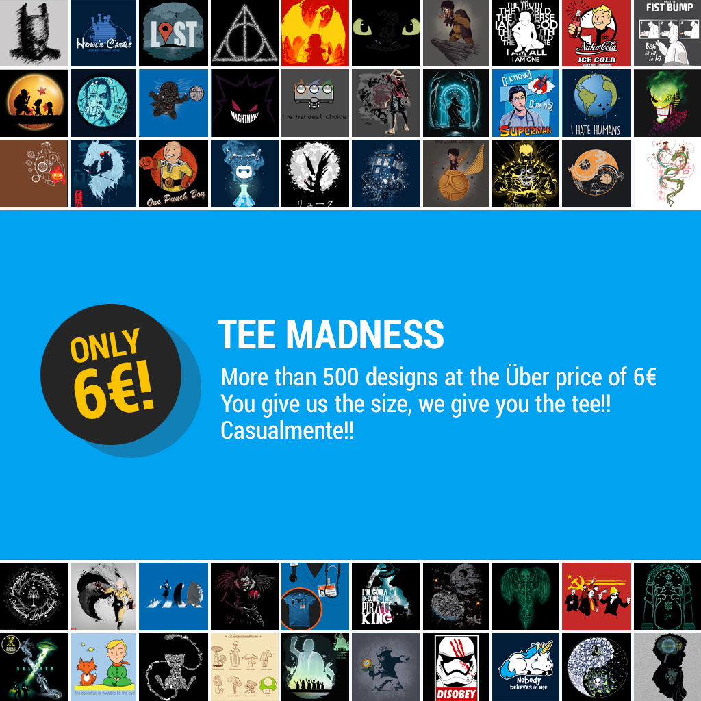 TeeTee: Super Tee Madness!