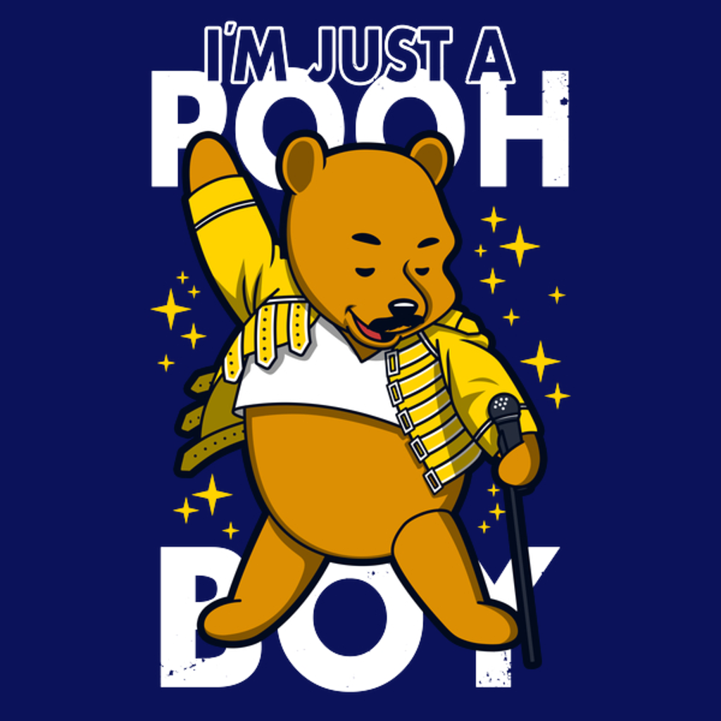 NeatoShop: I'm just a pooh boy