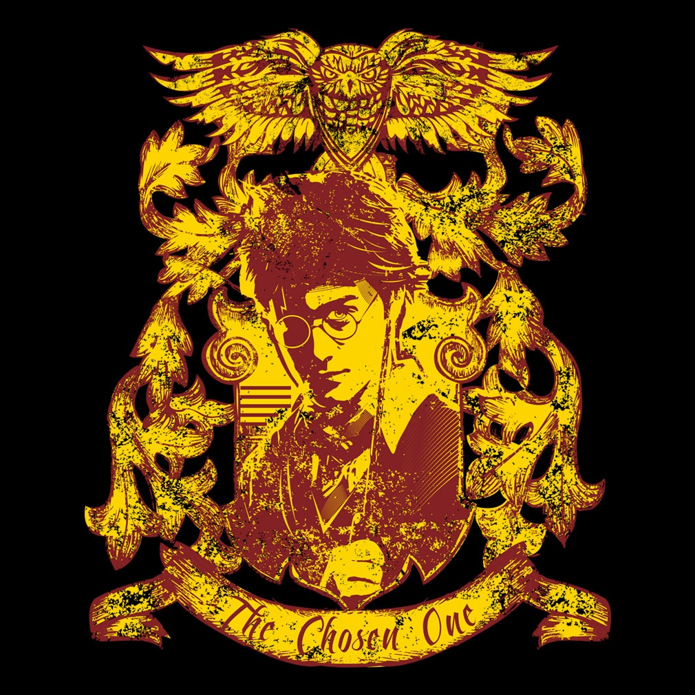TeeTournament: Harry Potter - The Chosen One
