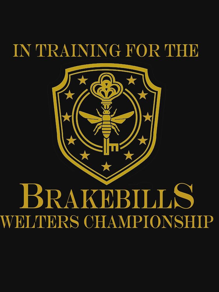 RedBubble: Brakebills Welters Training