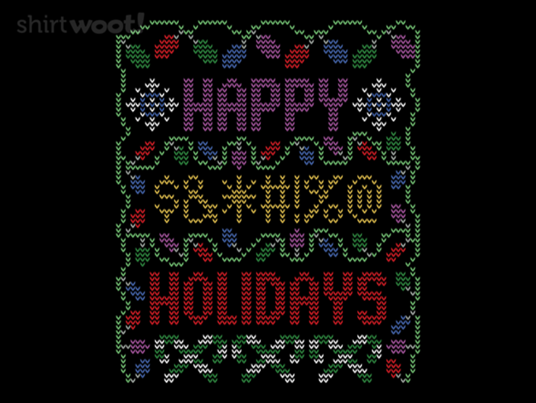 Woot!: Happy Bleepin Holidays