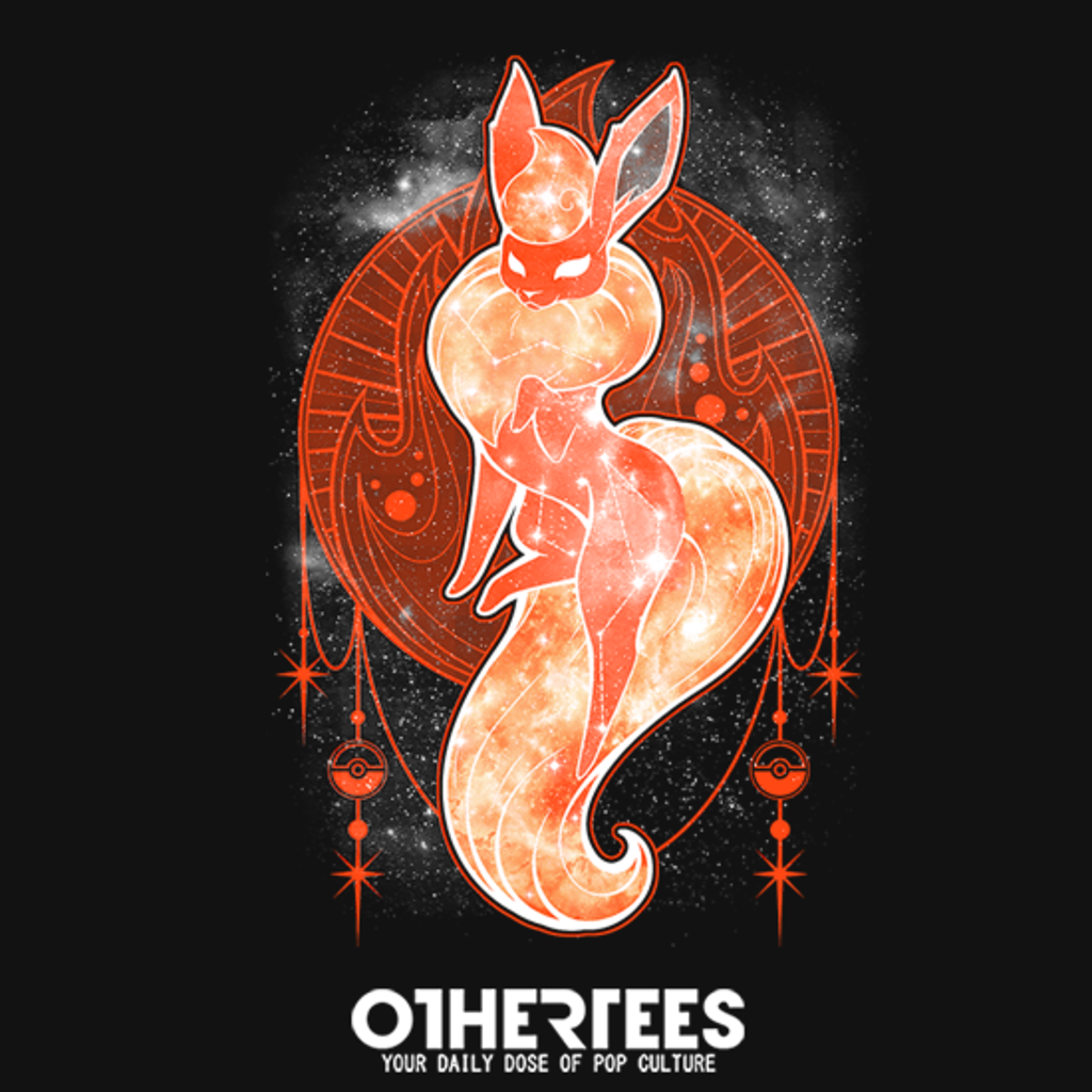 OtherTees: Starry Sky of Fire