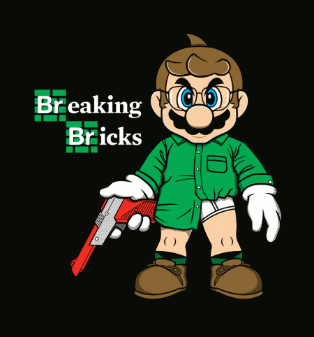 BustedTees: Breaking Bricks