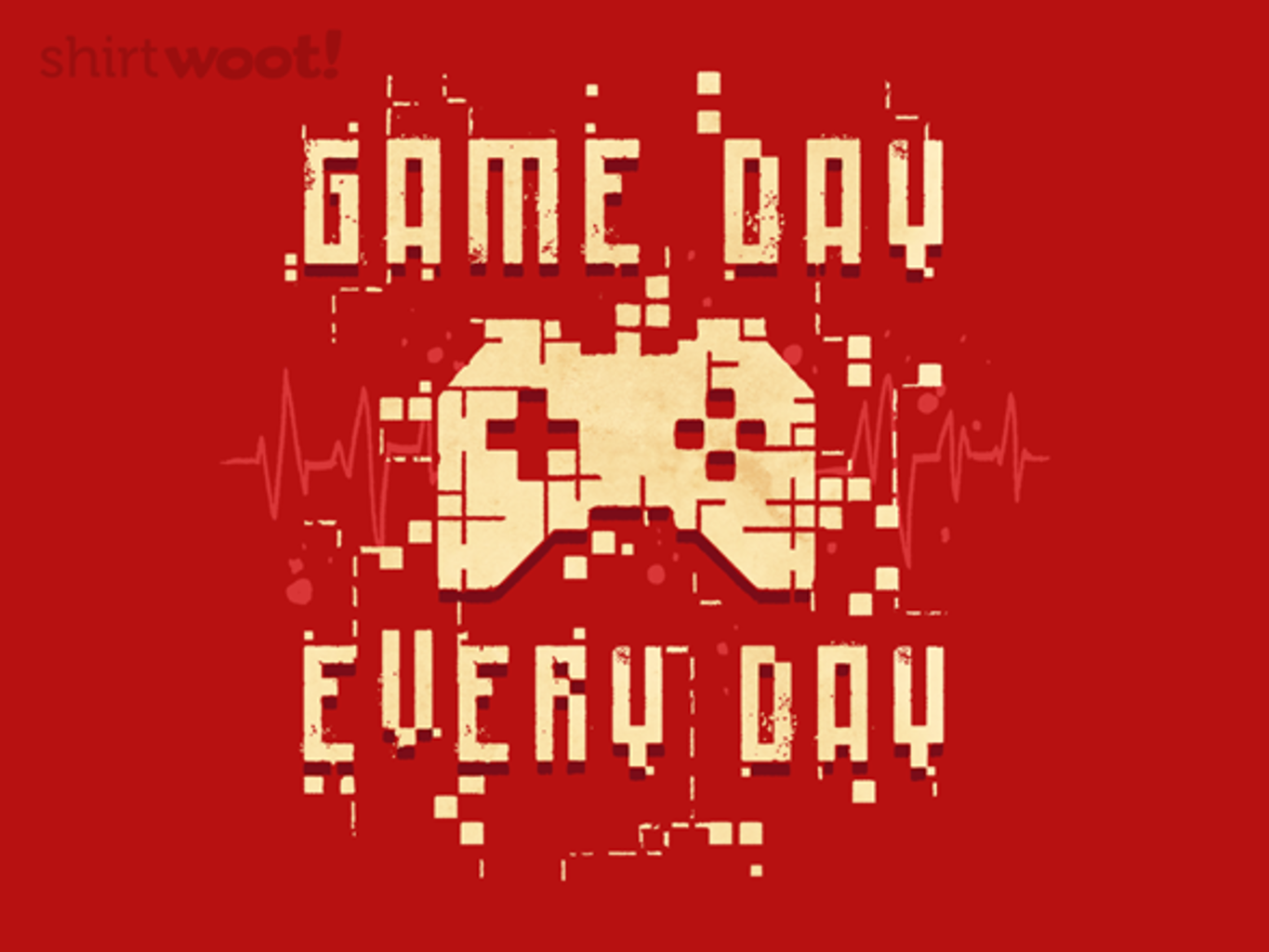 Woot!: Gamer For Life