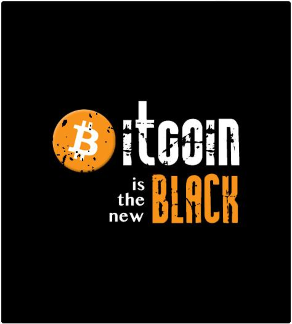 Shirt Battle: BTC is the New black