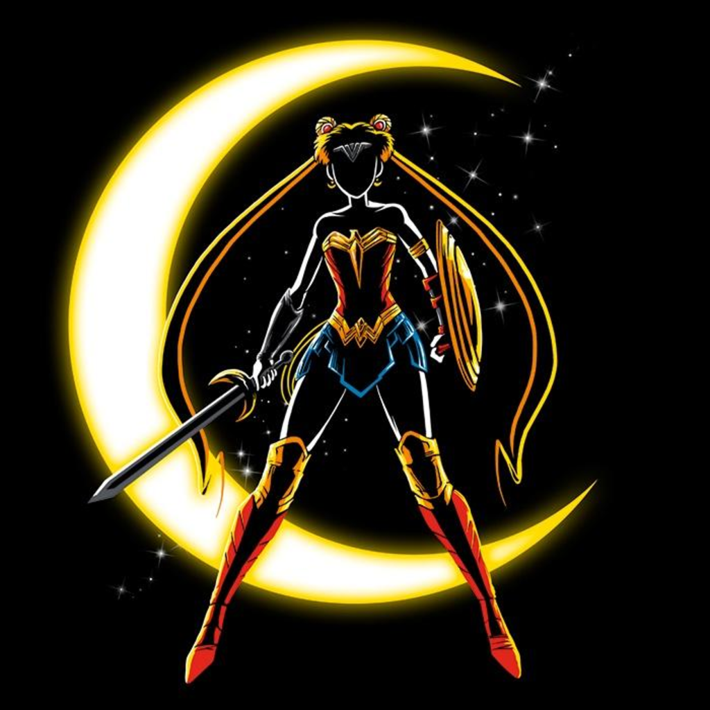 Once Upon a Tee: Wonder Moon