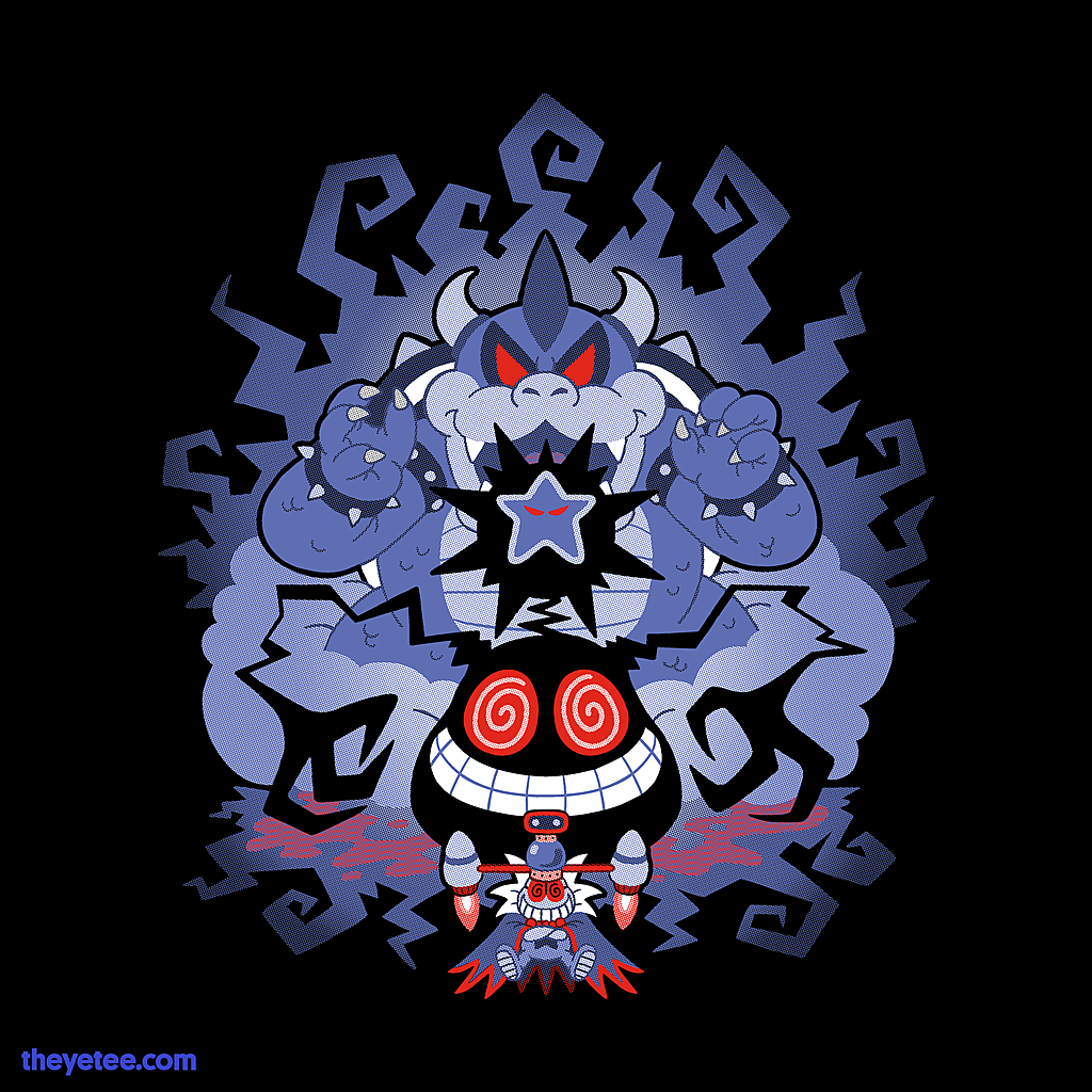 The Yetee: I Have DARKNESS