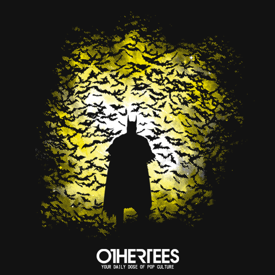 OtherTees: Night Of The Bats