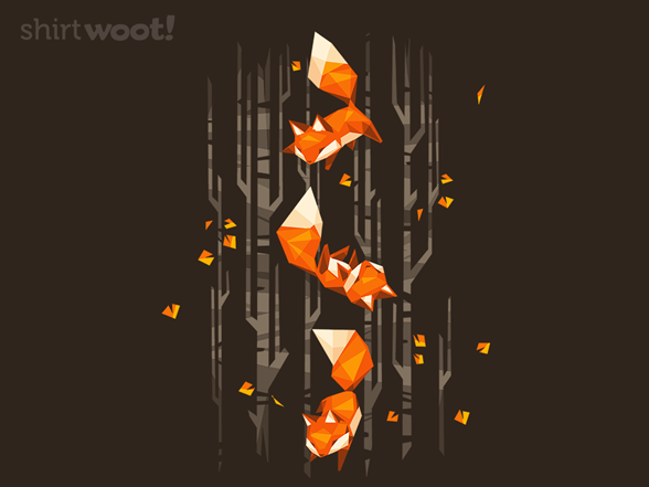 Woot!: Fox Fall