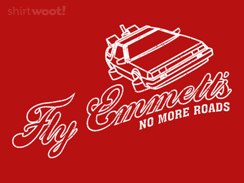 Woot!: Fly Emmett's