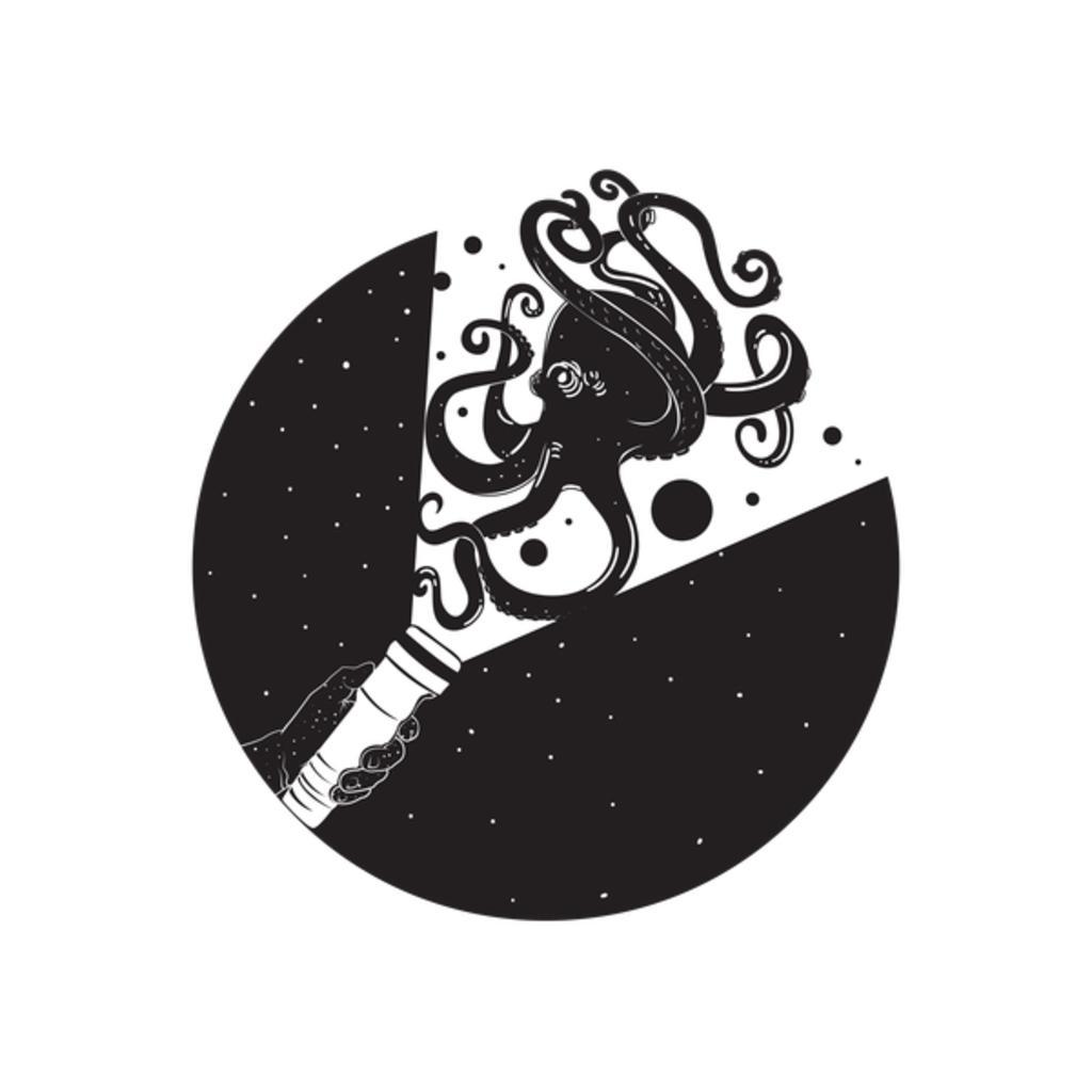 NeatoShop: octopus in Dark