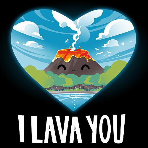 TeeTurtle: I Lava You