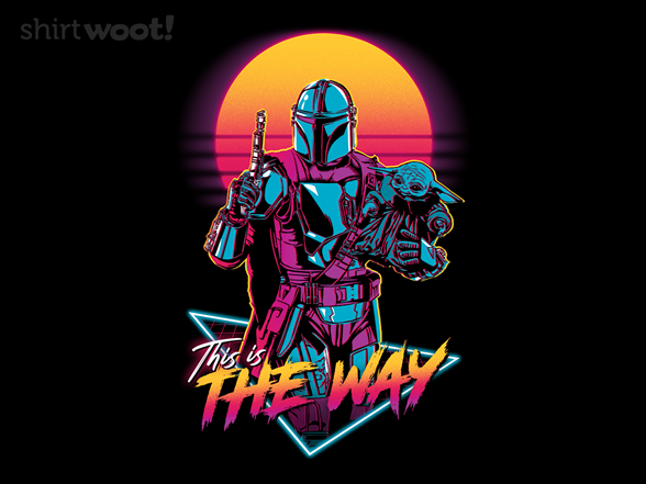 Woot!: This is the 80s Way