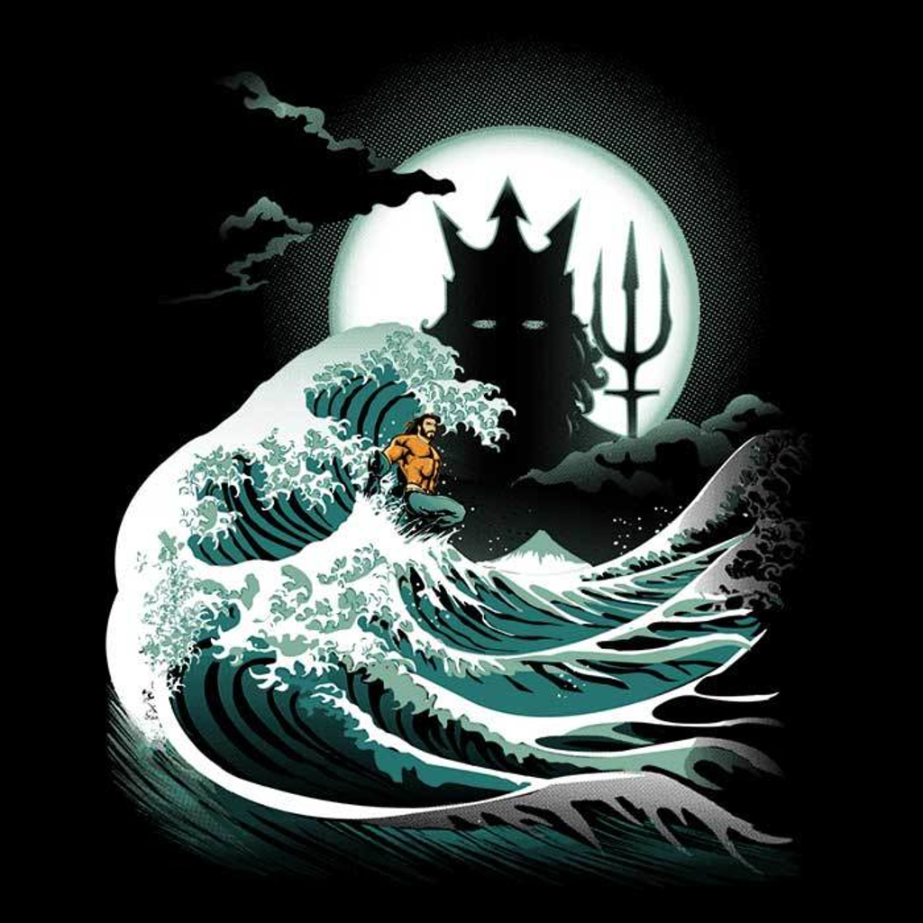 Once Upon a Tee: The Wave of Atlantis
