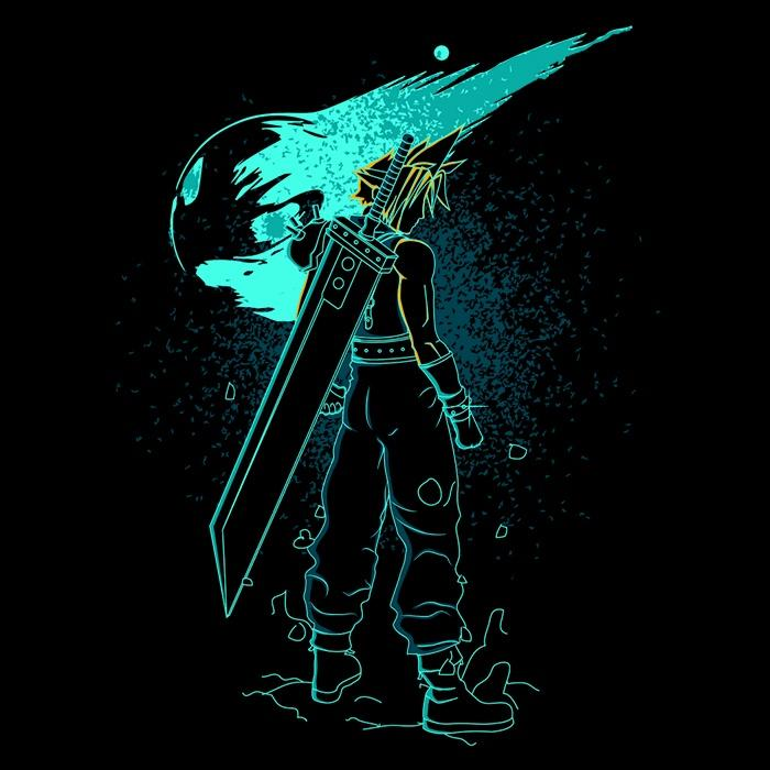Once Upon a Tee: Shadow of the Meteor