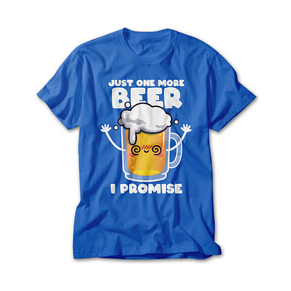 OtherTees: One more beer