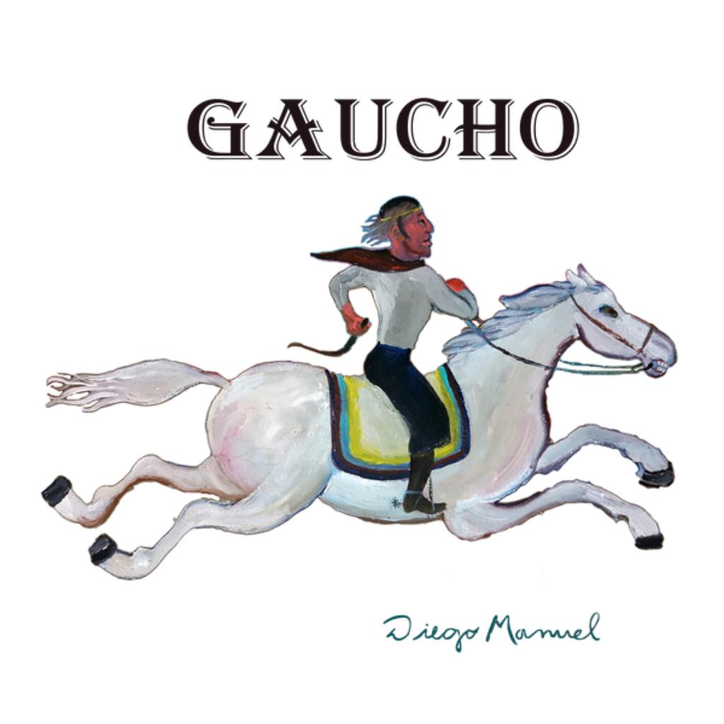 NeatoShop: Gaucho on horseback 2