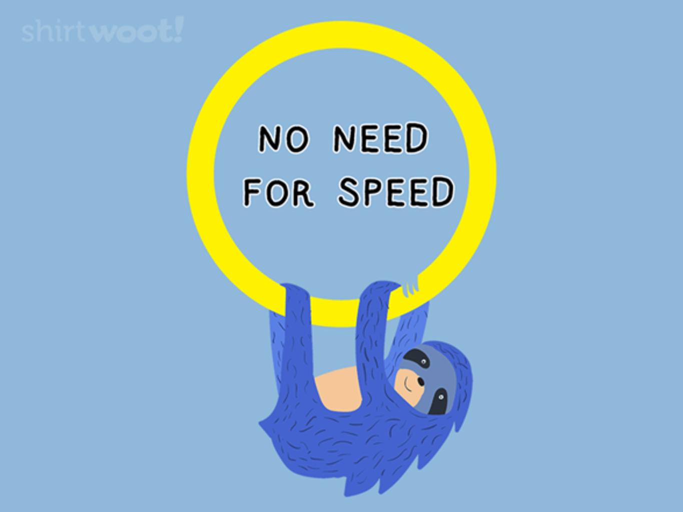 Woot!: No Need for Speed - $8.00 + $5 standard shipping