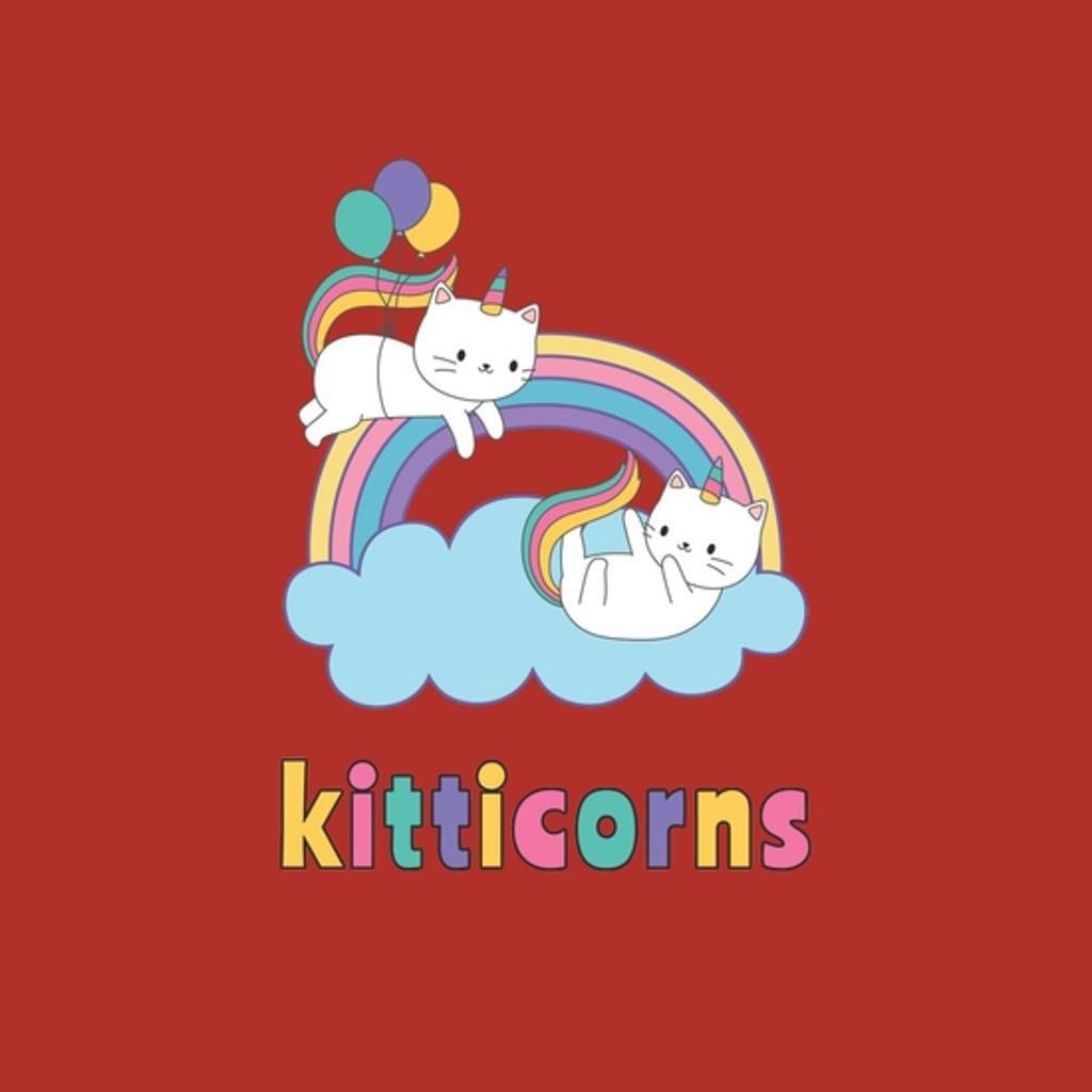 BustedTees: Kitticorns