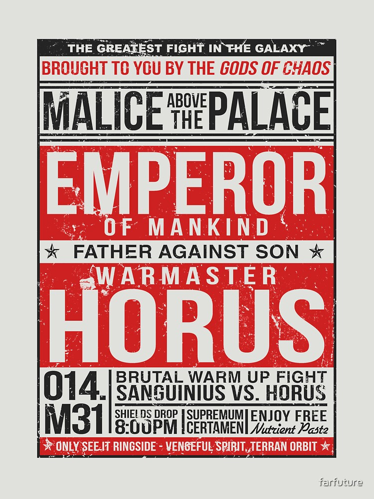 RedBubble: Malice Above The Palace
