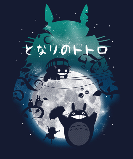 Qwertee: My Friendly Neighbors