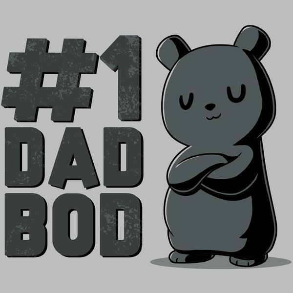 TeeTurtle: #1 Dad Bod