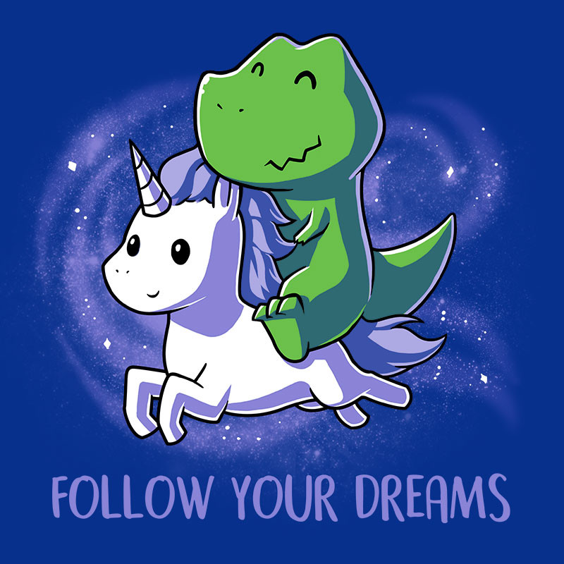 TeeTurtle: Follow Your Dreams