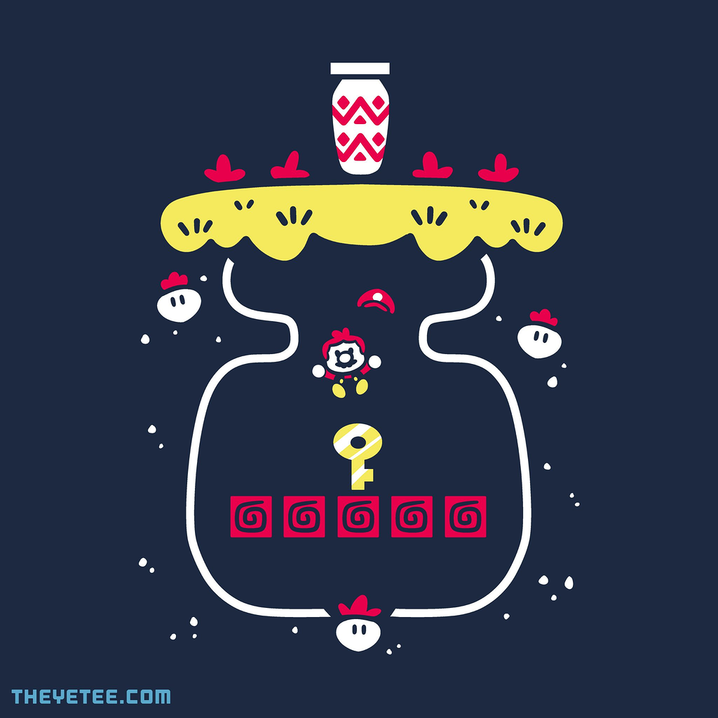 The Yetee: Magic Jar