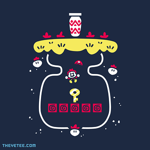 The Yetee: Magic Jar