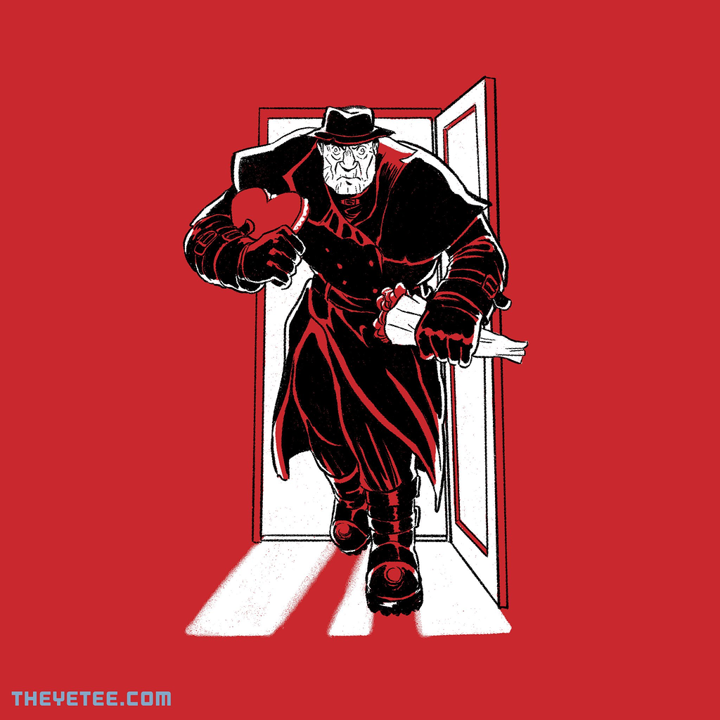 The Yetee: Mr. XOXO